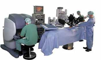 DaVinci Robotic Prostate Surgery Miami