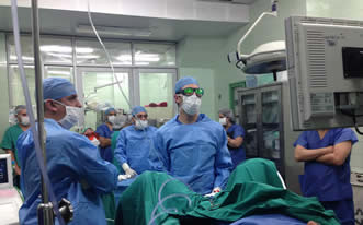 Prostate Surgery Green Light Laser