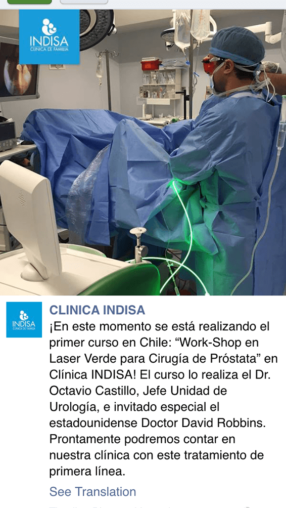 Miami Urology Consultants INDISA